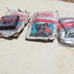 Több mint 100 ezer dollárért keltek el az Atari szemétre vetett játékai