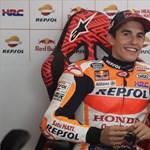 Marc Marquez negyedszer világbajnok a MotoGP-ben
