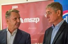 Felfüggesztette a DK-ba tartó Molnár Gyula tagságát az MSZP
