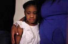 """""""Apu megváltoztatta a világot"""" – mondta George Floyd hatéves kislánya"""