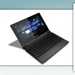 Sok ezer ingyenes alkalmazás tölthető le erre a pehelysúlyú notebookra