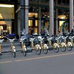 Olaszország: ha nem fizetsz, bezúzzuk a bringádat