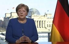 Angela Merkel elhagyta a házi karantént