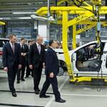 Bezár a kecskeméti Mercedes-gyár is két hétre