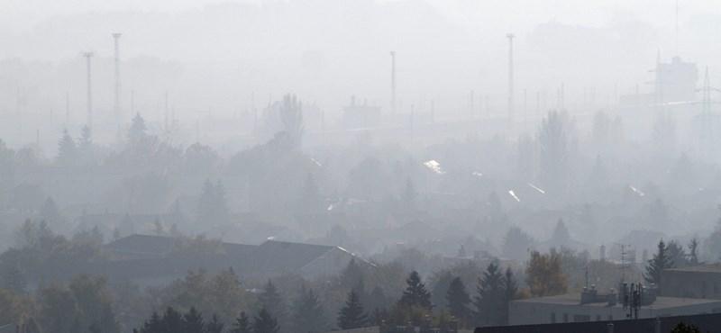 Évente 500 ezren halnak meg a levegő miatt csak Európában