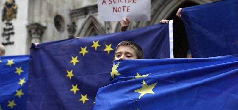 Pofon Londonnak: nem tárgyalhatnának a folytatásról a kilépés előtt