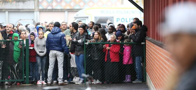 Megölték egy menekültszállás dolgozóját Svédországban