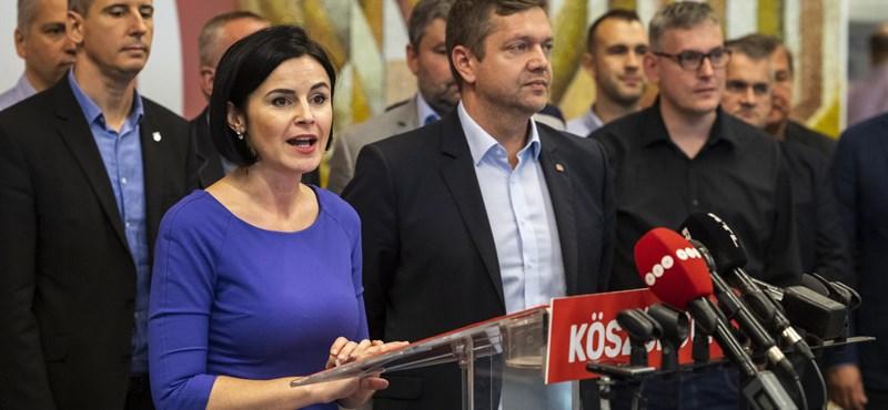 Kunhalmi: 2022-ben megmenthetjük az Európai Uniót Orbántól