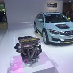 1,6 literes, de 400+ lóerős motoron dolgozik a Koenigsegg