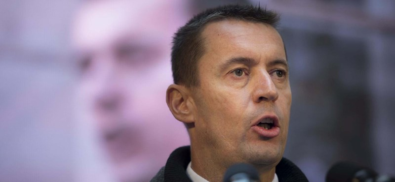 Nem merült fel a lemondása – állítja a Jobbik elnöke