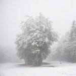 Itt a tél: Ma leeshet az első igazi hó