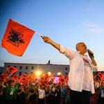 Albánia mégsem menti meg a német kancellárt
