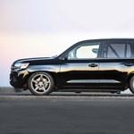 Ezzel a 2000 lóerős Land Cruiserrel elég magasra tette a lécet a Toyota