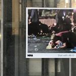 Apple-stílusú gerillakampány a lövöldözések ellen
