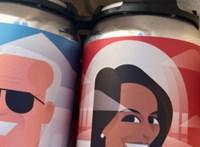 A Biden pezsgőtől a Harris-tálig