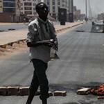 Civileket ölt a szudáni hadsereg, de Kína és Oroszország miatt az ENSZ nem szól egy szót se