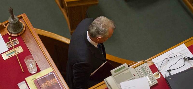 Schmitt Pál belebukott a plágiumbotrányba
