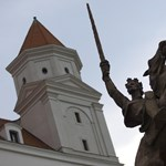 Betörtek a szlovák elnöki palotába, a biztonságiak csak néztek