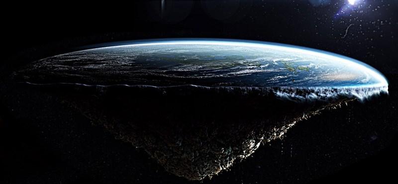 Még mindig várni kell az áttörésre, de hétfőn állítólag tényleg bebizonyítják, hogy a Föld lapos