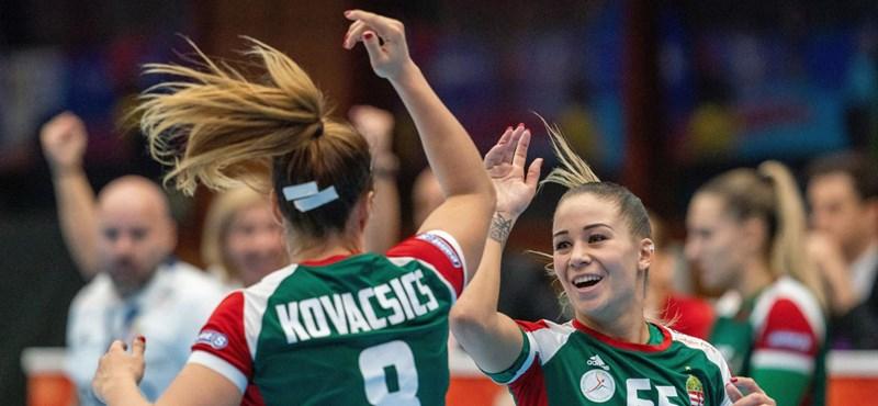 Kína helyett Kazahsztánnal játszik a női kéziválogatott