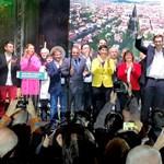 Az ellenzék úgy tudott nyerni, hogy a Fidesz nem gyengült