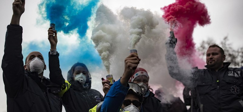Így telt az újabb zajos szombat Franciaországban