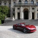 Videó: alázza a Ferrarit a horvát szuperautó