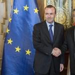 Elindul az Európai Néppárt csúcsjelölti tisztségéért Manfred Weber