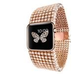 Ez ám a különlegesség: előrendelhető a gyémánt Apple-okosóra