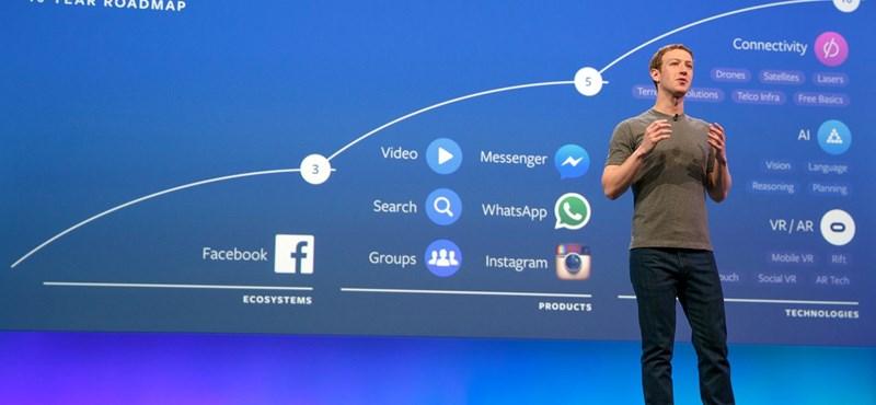 Mészárosnak pimf: Zuckerberg IQ-ját 152 fölé becsülik