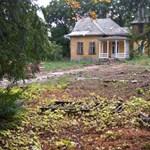 Így veszett oda egy mesébe illő kert Budán