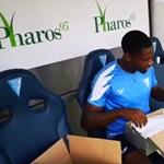 A Zalaegerszeg 50-es lábú focistájának külföldről kellett cipőt hozatni