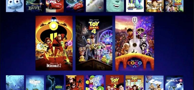 Öt hónapja indult csak, de már több mint 50 millió előfizetője van a Disney+-nak
