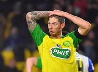 Eltűnt az új Premier League-játékos repülőgépe