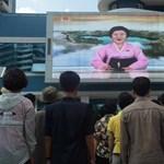 Egy éve lehet még az észak-koreai gazdaságnak