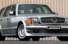 Kombi Mercedes S-osztály? Igen, 39 éve készült ilyen