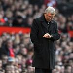Sir Alex Ferguson felébredt a kómából