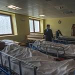 Koronavírus: nem javulnak a számok Olaszországban