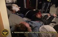 Épp kokainpartit tartottak egy budapesti lakásban, amikor megérkezett a TEK