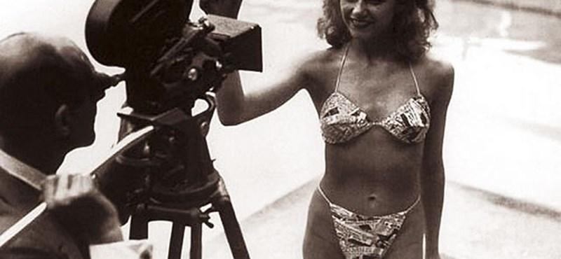 Mi köze az első bikininek az atombombához?