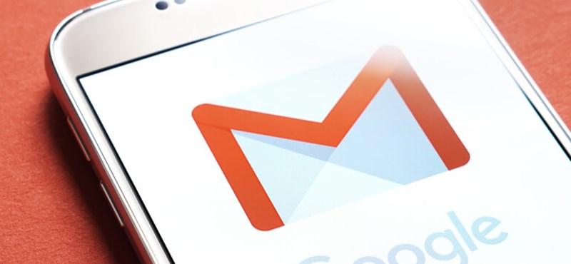 Ujjlenyomatával is bejelentkezhet majd a Gmailbe, a Google már intézkedik