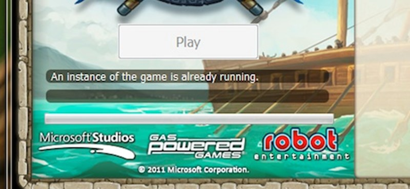 Age of Empires Online telepítési hiba megoldása