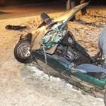 Meghalt egy fiatal lány a 74-es főúton tegnap este