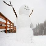 Nem vicc, durván havazik Chile fővárosában