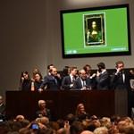 Leonardo, Picasso: röpködnek a milliók a műkincspiacon