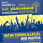VilágVeleje Fesztivál 2012-ben - koncertek a Syma csarnokban és a Gödörben is