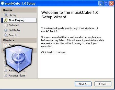 musiccube