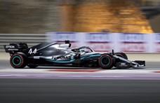Hamilton volt a leggyorsabb