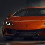 Hivatalos: itt az új Lamborghini Huracán Evo és igen erős, látványos lett