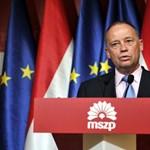 Most már biztos: Szanyi Tibor hivatalosan is elindul az MSZP párelnöki tisztségéért